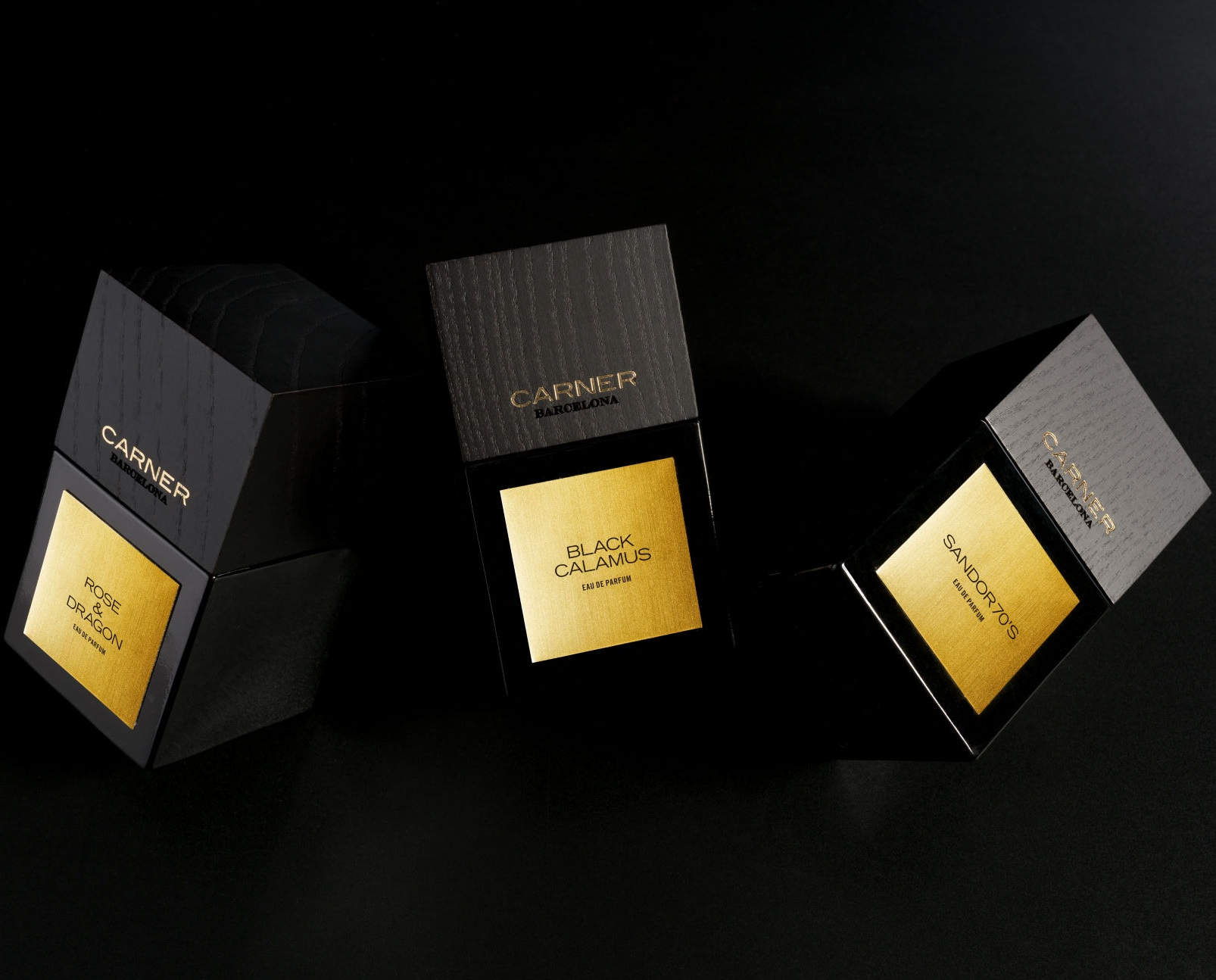 CARNER BARCELONA- BLACK COLLECTION