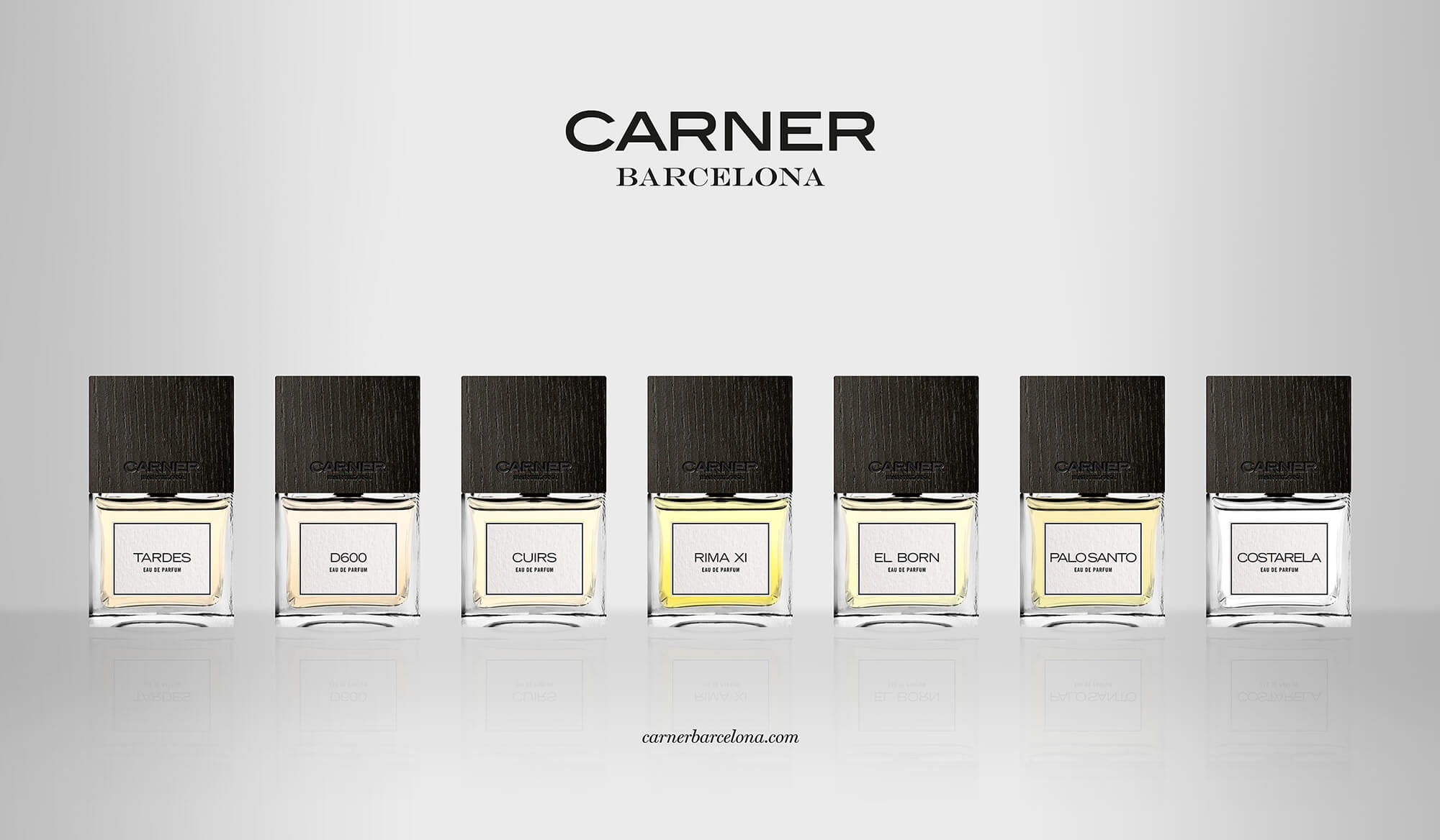 CARNER BARCELONA-  WOODY COLLCETION