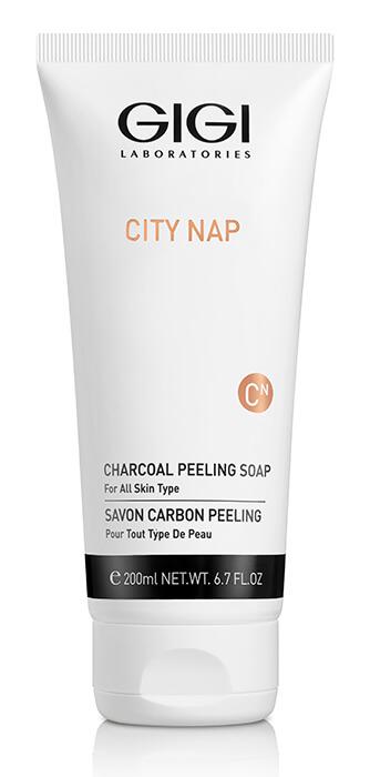 Charcoal Peeling Soap